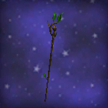 Gravewynd's Earth Staff