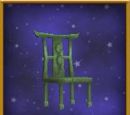 Jade Dragon Chair