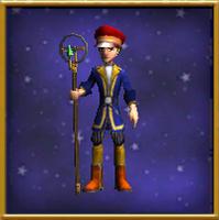 Robe Sprockets' Vestment Male