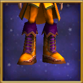 Warlord's Sandals Male
