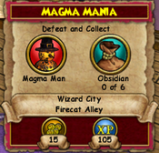 Magma Mania