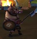 Splithoof Barbarian
