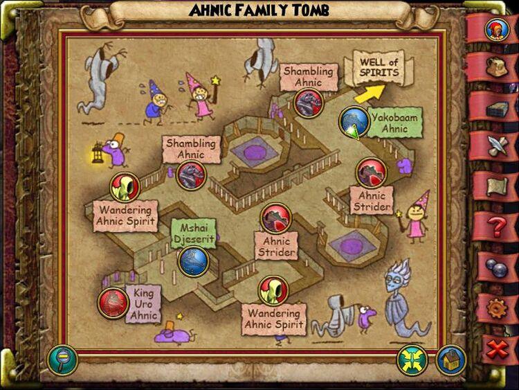 Ahnic Family Tomb