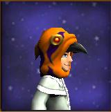 Headdress of Vigor Male