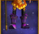 Jacques' Artificial Sandals
