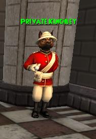 Private Kinchley