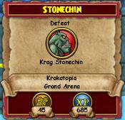 Stonechin (Quest)
