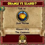 Q WC Orange Ye Scared 2