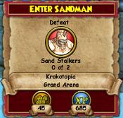 Enter Sandman