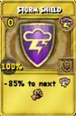 Storm Shield Treasure Card