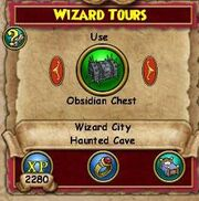 Wizard Tours QDS