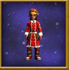 Robe Commander's Longcoat Male