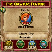 Fire Creature Feature 3
