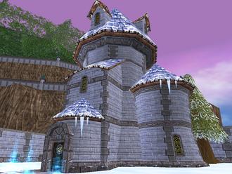 Rotunda Chateau