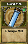 Simple Vial