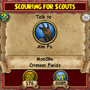 Scouring for Scouts