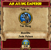 An Ailing Emperor