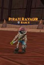 Pirate Ravager