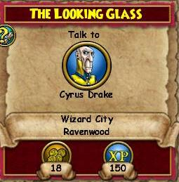 The Looking Glass QWC