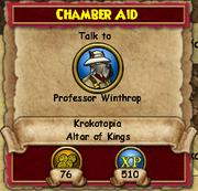 Chamber Aid
