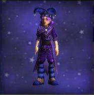 Robe WC Stormforged Mantle Male