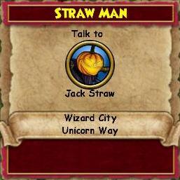 Q WC Straw Man
