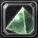 Triangle Gem Icon