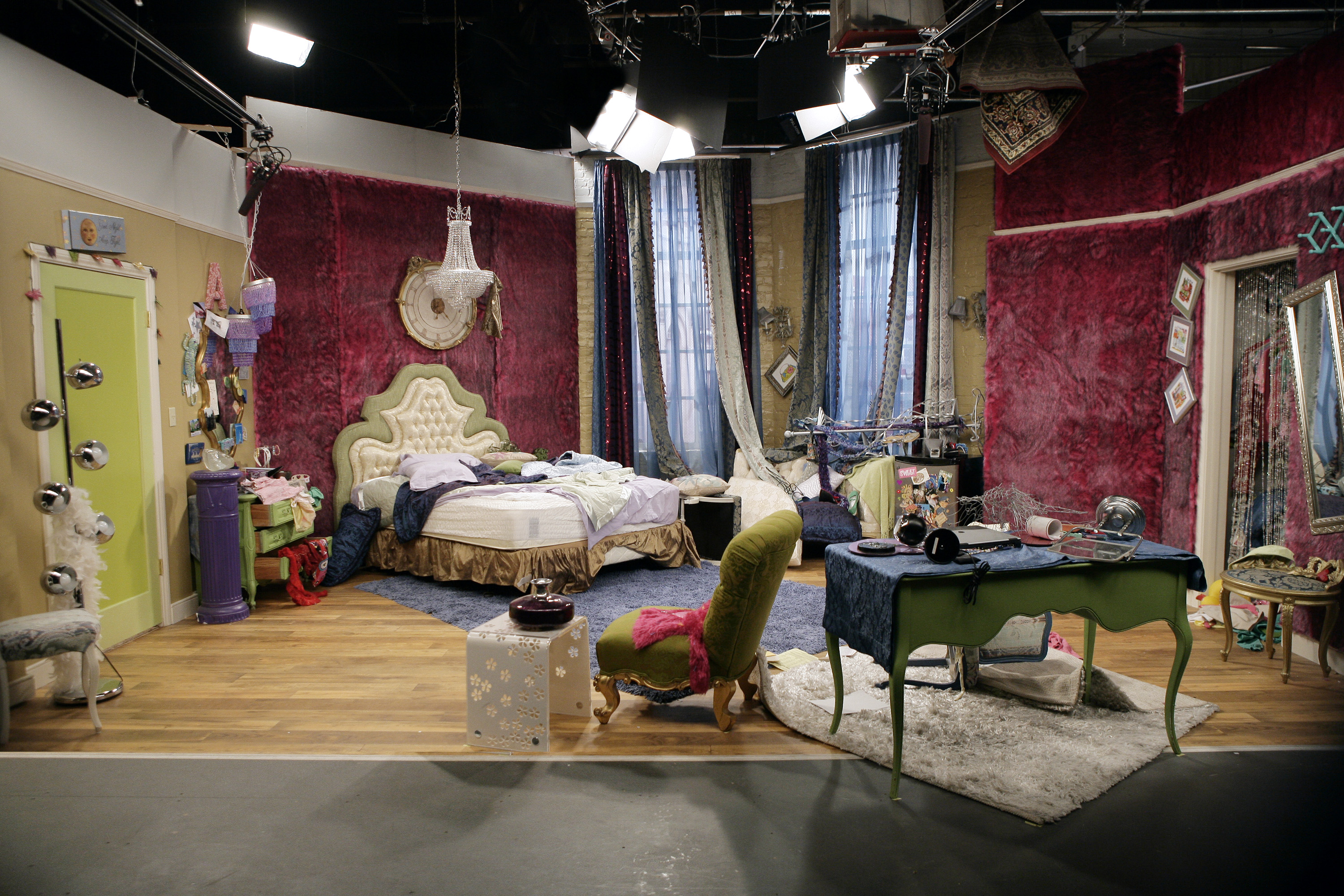 WIZWAVERLYPLACE Y1 001 010. You Can t Always Get What You Carpet   Wizards of Waverly Place