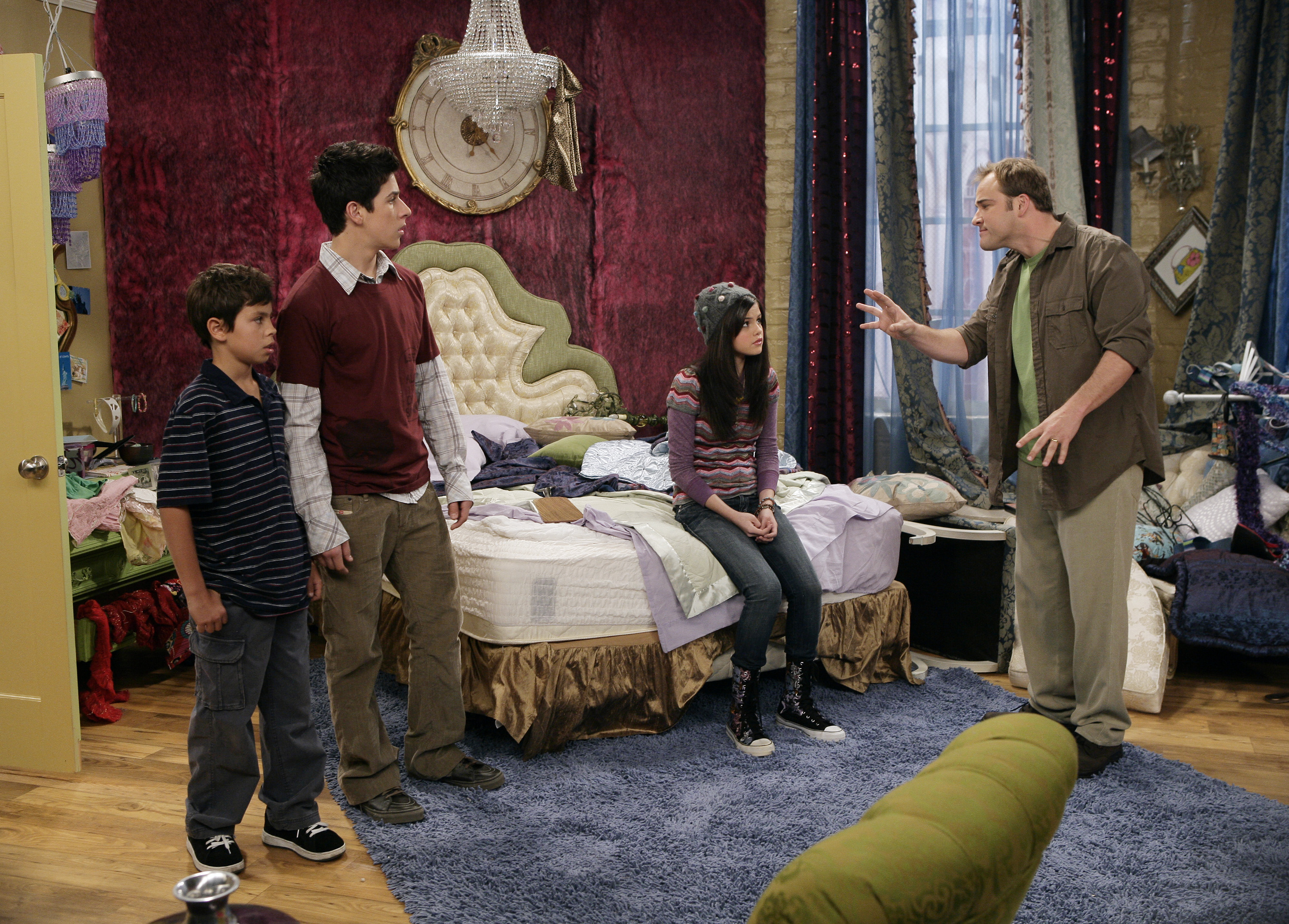 WIZWAVERLYPLACE Y1 001 013. You Can t Always Get What You Carpet   Wizards of Waverly Place