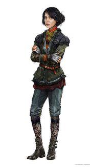 Female Resistance Fighter (The New Order).jpg