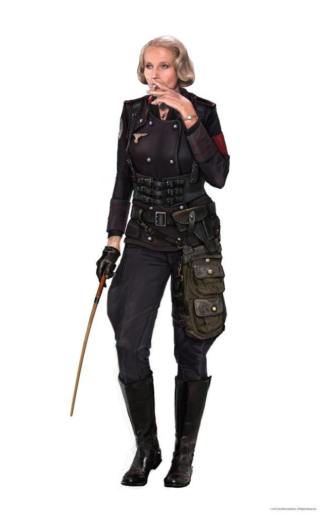 The Art of Wolfenstein The New Order