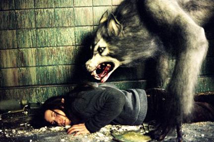 Znalezione obrazy dla zapytania ginger good werewolf