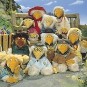 The wombles season 3 4 and 5