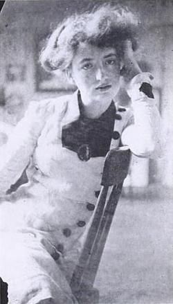 Marjorie Organ 1907