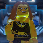 Cheetah - Lego Batman 3 Beyond Gotham