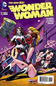 Wonder Woman Vol 4-39 Cover-3