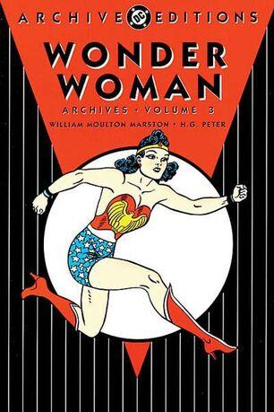 Wonder Woman Archives 03