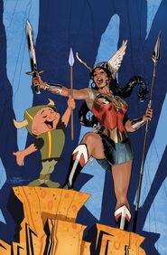 Wonder Woman Vol 4-46 Cover-2 Teaser