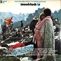 Woodstock 1 album cover