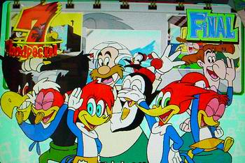 The New Woody Woodpecker Show Characters Meet the characters from Woody
