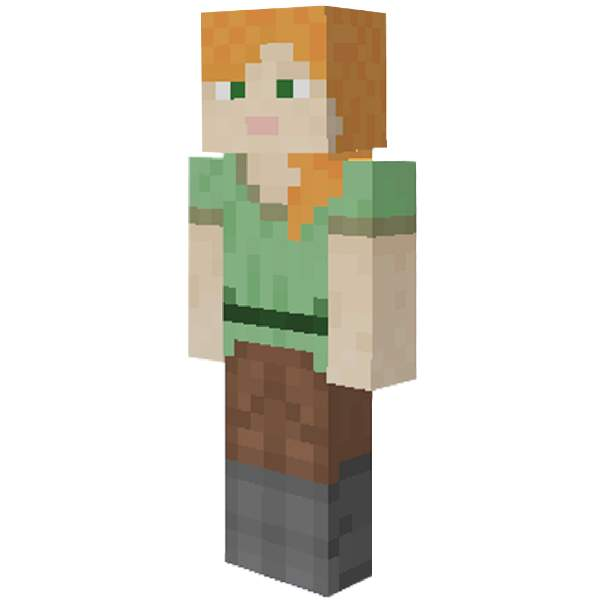 Alex Minecraft World Fighters Wikia Fandom Powered