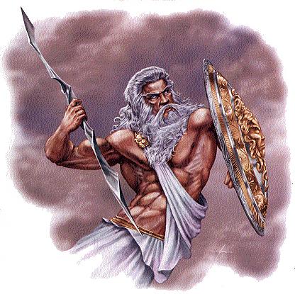 Zeus's Thunderbolt | World Pantheon Wiki | Fandom powered ...