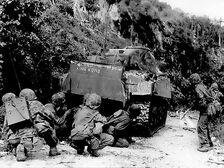 Battle of Saipan 1