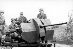 FlaK 38, Russia 1943