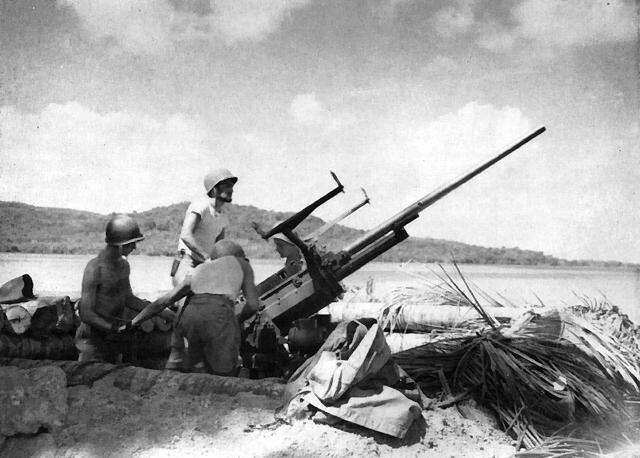 M1 Aa Gun 37mm World War Ii Wiki Wikia