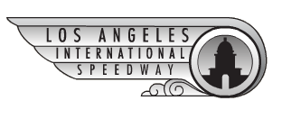 Los angeles international speedway world of cars online for Motor speedway los angeles
