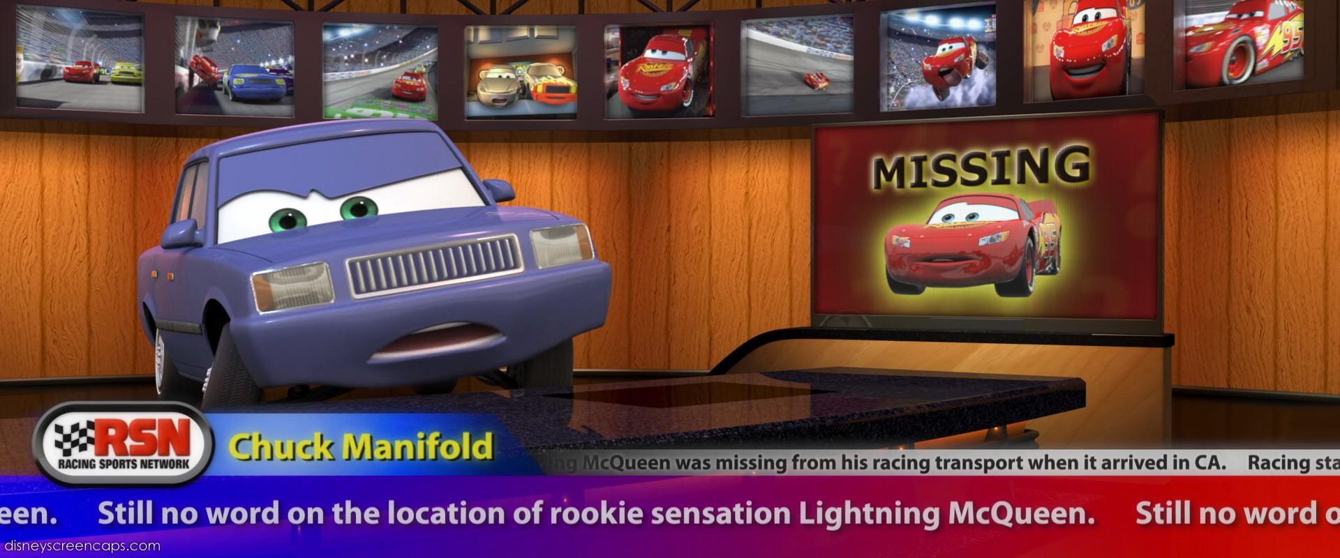 Cars  Disney Screencaps