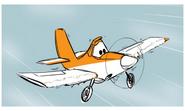 Planes Storyboard - Robb Pratt