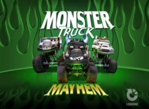 Monster Truck Mayhem World Of Cars Wiki Fandom Powered By Wikia