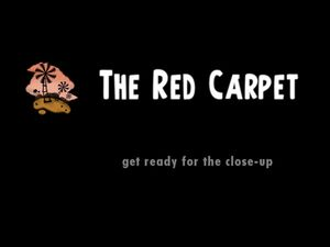 The Red Carpet title